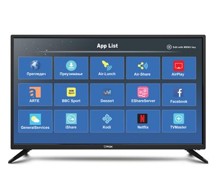 SMART LED TV 32DLE188